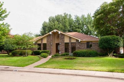 Single Family Home For Sale: 10135 Cherry Tree Drive
