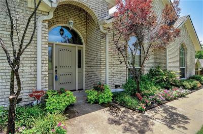 Denison Single Family Home For Sale: 1022 Morningside Circle
