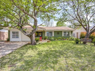 Farmers Branch Single Family Home For Sale: 13830 Heartside Place