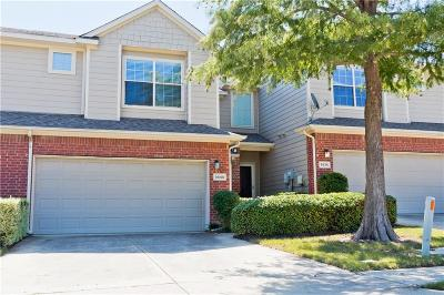 Plano Townhouse For Sale: 9840 Wilkins Way