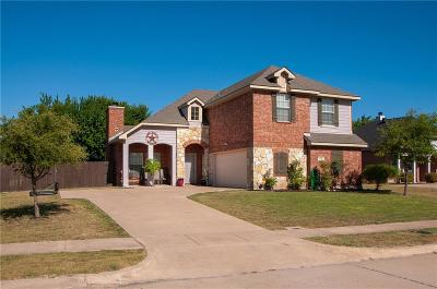 Midlothian Single Family Home Active Option Contract: 925 Willow Crest Drive