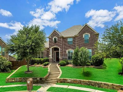 Rockwall Single Family Home For Sale: 1205 Lake Glen Circle