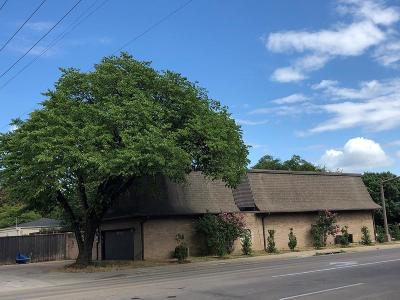 University Park Single Family Home For Sale: 4084 Lovers Lane