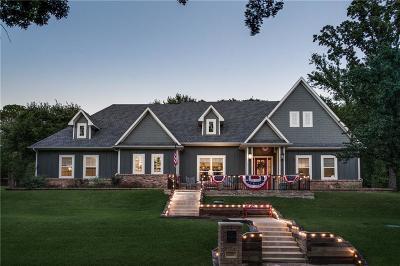 Bedford, Euless, Hurst Single Family Home For Sale: 920 Edgecliff Drive