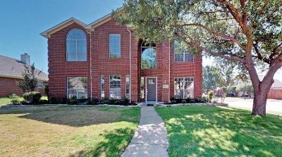 Frisco Single Family Home For Sale: 8100 Waimea Street