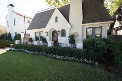 Fort Worth Single Family Home For Sale: 4071 W 7th Street