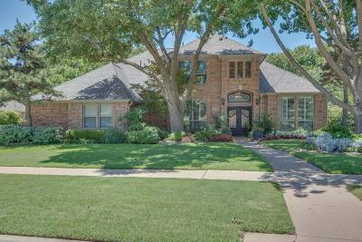 Southlake Single Family Home Active Option Contract: 1410 Stone Lakes Drive
