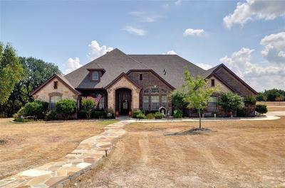 Azle Single Family Home Active Kick Out: 169 Rattling Antler Court