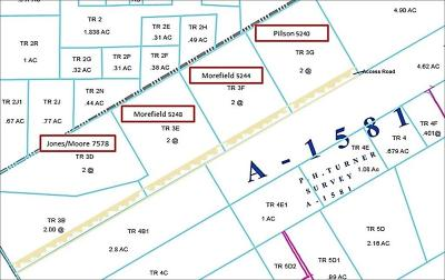 Mansfield Residential Lots & Land Active Option Contract: 5244 Newt Patterson Road