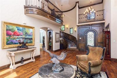 Colleyville Single Family Home For Sale: 7104 Peters Path