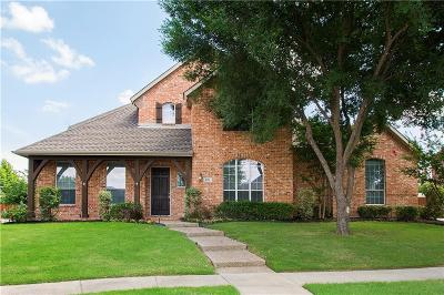 Prosper Single Family Home Active Contingent: 820 Willowmist Drive