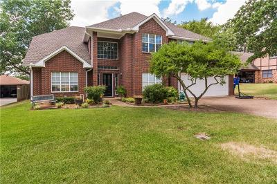 Denison Single Family Home Active Option Contract: 4024 Hidden Valley Drive