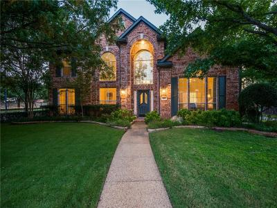 Coppell Single Family Home For Sale: 305 Crooked Tree Court