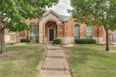 Carrollton Single Family Home For Sale: 1212 Apache Lake Drive