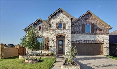 Euless Single Family Home For Sale: 918 Dove Trail