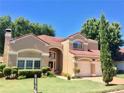 Single Family Home Active Option Contract: 3504 Waterview Trail