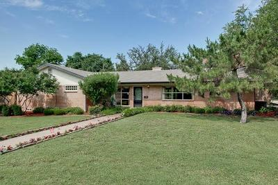 Single Family Home Active Option Contract: 11231 Pinocchio Drive