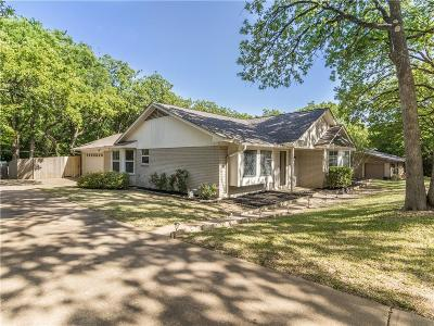 Dalworthington Gardens Single Family Home For Sale: 3121 Sunset Oaks Street