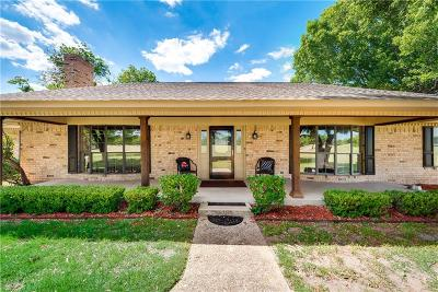 Corsicana Single Family Home Active Contingent: 1510 NW County Road 1020