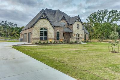 Burleson Single Family Home For Sale: 4155 Timber Vista Drive