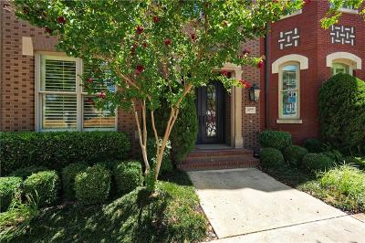Southlake Townhouse For Sale: 1577 Main Street