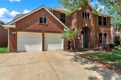 Flower Mound Single Family Home For Sale: 5418 Timber Park Drive