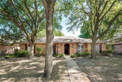 Single Family Home For Sale: 4630 Burdock Drive