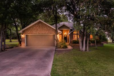 Stephenville Single Family Home Active Option Contract: 107 Saint James Court
