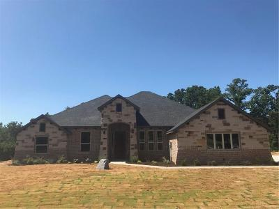 Weatherford Single Family Home For Sale: 1842 McClendon Road