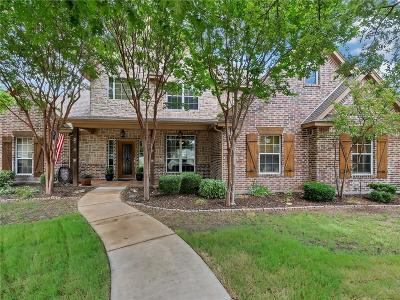 Aledo Single Family Home For Sale: 424 Valley View Court