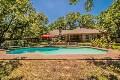 Keller Single Family Home For Sale: 1108 Oakwood Drive
