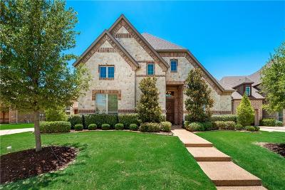 Trophy Club Single Family Home For Sale: 2704 Trophy Club Drive