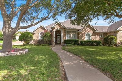 Cleburne Single Family Home Active Option Contract: 1502 Clear Creek Drive