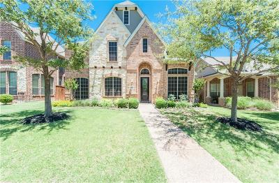 Frisco Single Family Home Active Option Contract: 5854 Country View Lane