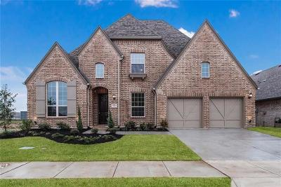 Little Elm Single Family Home For Sale: 1004 Cottonseed Street