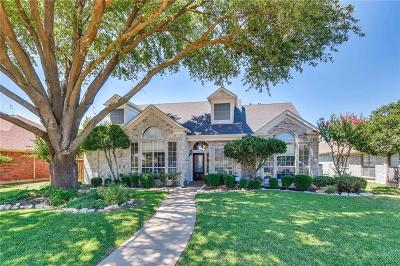 Allen Single Family Home For Sale: 811 Sycamore Creek Road