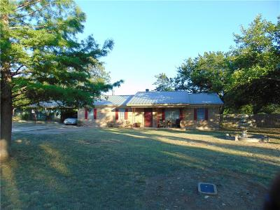 Mineral Wells Single Family Home For Sale: 3406 Apache Drive