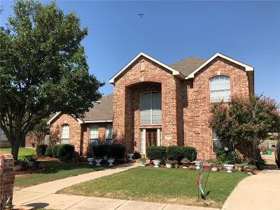 Keller Single Family Home For Sale: 2122 Beeding Lane