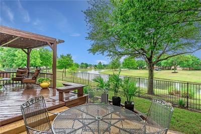 Frisco Single Family Home For Sale: 10809 Turtle Creek Lane