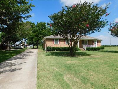 Lavon Single Family Home Active Option Contract: 17312 Fm 2755