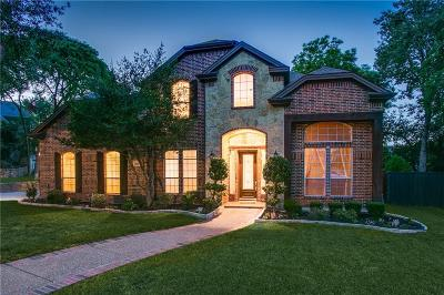 Richardson Single Family Home For Sale: 4101 Glenbrook Drive