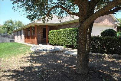 Aubrey Single Family Home For Sale: 1221 Goldeneye