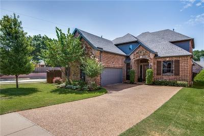 Euless Single Family Home For Sale: 601 Knott Court