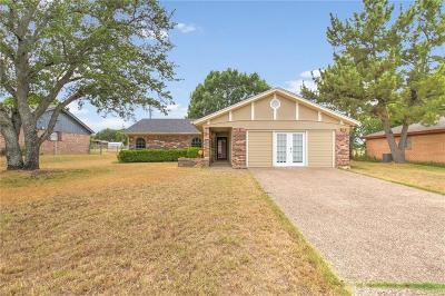 Cleburne Single Family Home Active Option Contract: 2028 Pebblecreek Drive