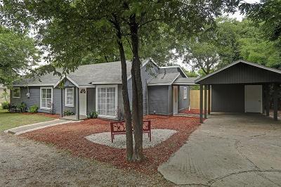 Blue Ridge Single Family Home For Sale: 204 Bratcher Street