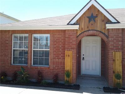 Sachse Single Family Home For Sale: 3408 Ashwood Lane