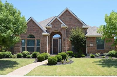 Carrollton Single Family Home Active Option Contract: 1733 W Point Drive