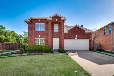 Cedar Hill Single Family Home For Sale: 1317 Greenleaf Court