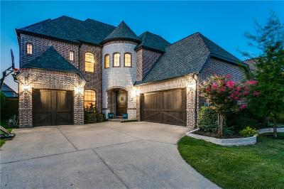 Frisco Single Family Home Active Option Contract: 14916 Maroon Bells Lane