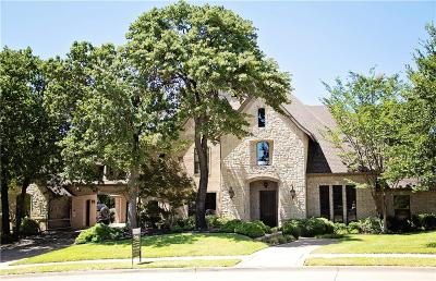 Grapevine Single Family Home For Sale: 3212 Wild Oak Trail
